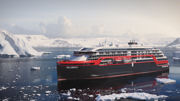 Hurtigruten Begins Construction of First Hybrid Expedition Ship