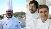 Six-Hands, Michelin-Starred Dinner in Tuscany