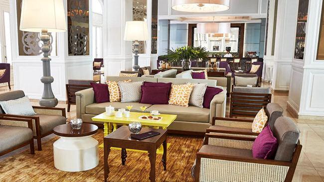 Gran Hotel Manzana Kempinski La Habana lobby bar