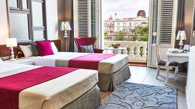 Gran Hotel Manzana Kempinski La Habana guestroom