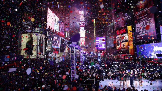 Virtuoso picks top places to ring in the new year 2018 for Traveling to new york in december
