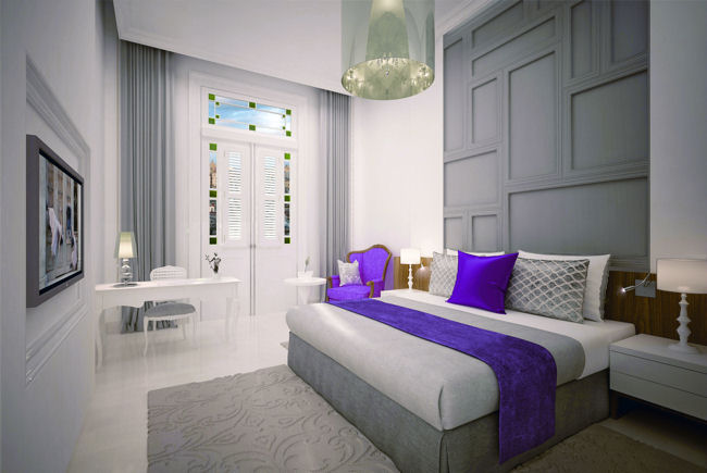 Gran Hotel Mazana Kempinski La Habana bedroom