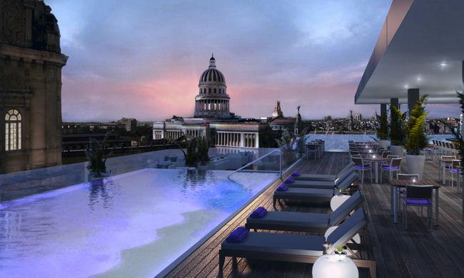 Gran Hotel Mazana Kempinski La Habana pool
