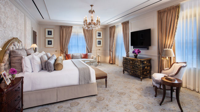 InterContinental New York Barclay Hotel Presidential Suite