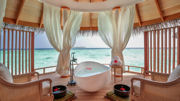 Unwind with Destination Spa Offerings in the Maldives