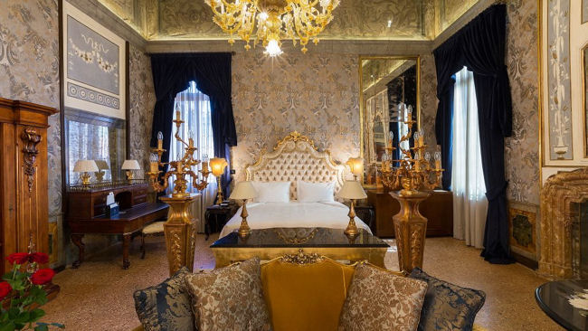 Palazzo venart joins leading hotels of the world for Independent luxury hotels