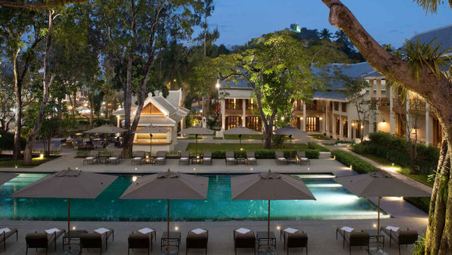 Adrian zecha 39 s azerai now open in luang prabang for Luxury hotels in laos