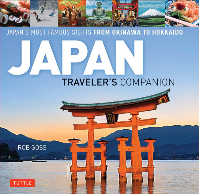 Japan Traveler's Companion book cover