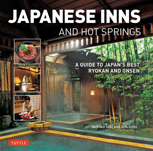 Japanese Inns & Hot Springs book cover