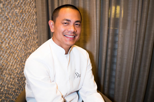 Chef Andre Chiang