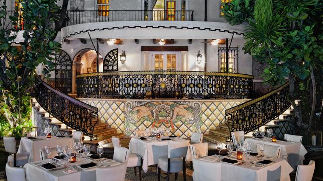 Versace House South Beach Restaurant