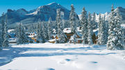 3 Family Winter Vacation Spots in the Canadian Rockies