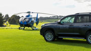 New Zealand Luxury Golf & Lodges by Private Aircraft