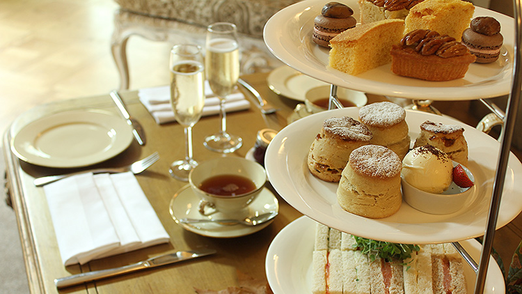11 Cadogan Gardens afternoon tea