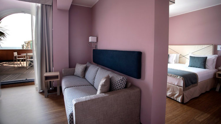 Grand Hotel Portovenere suite
