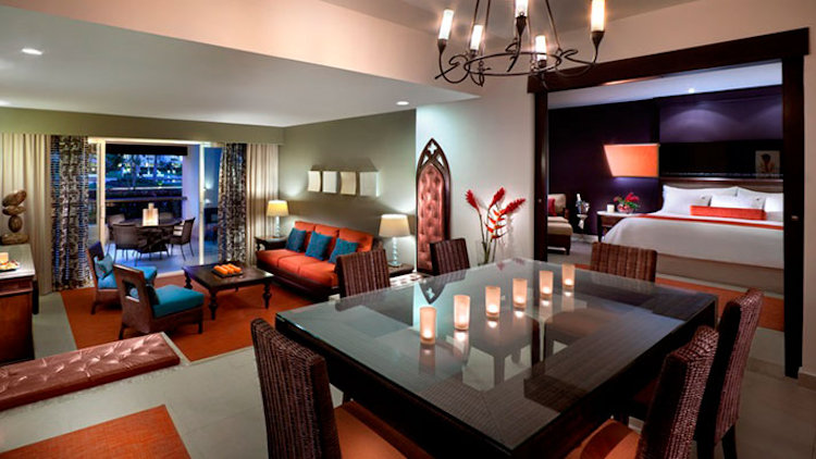 Hard Rock Punta Cana presidential suite