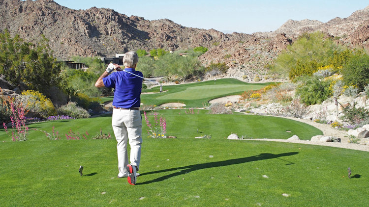 Reserve Golf Club in Indian Wells