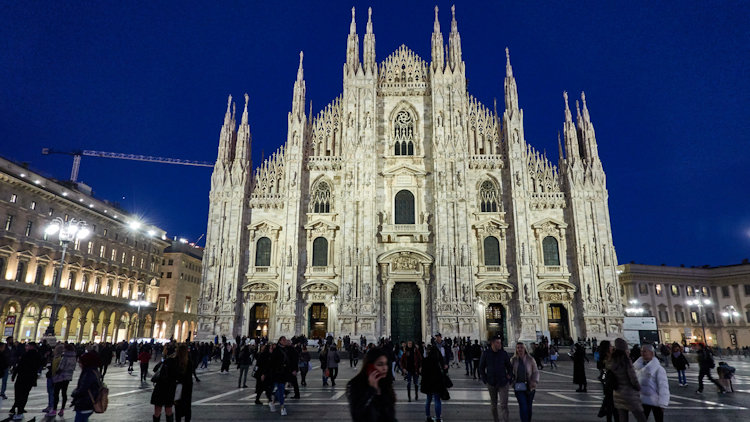 Visiting Milan, Italy's Jewel in the North