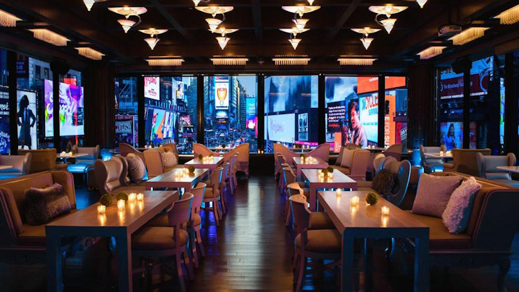 Renaissance New York Times Square Hotel R Lounge