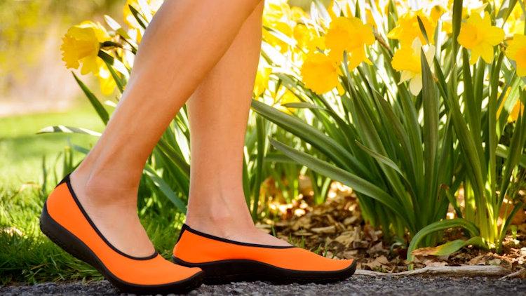 Arcopedico Womens Lolita Textile Shoes