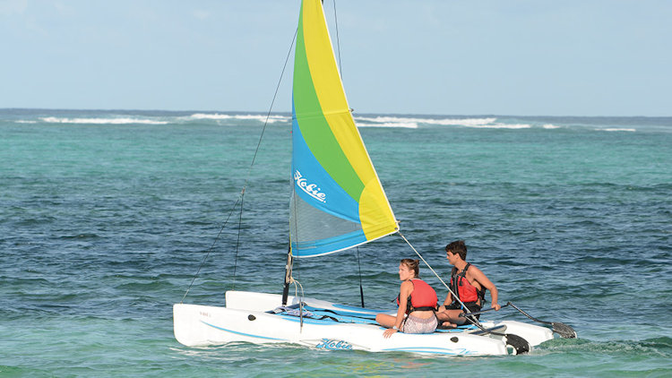 baraza resort watersports