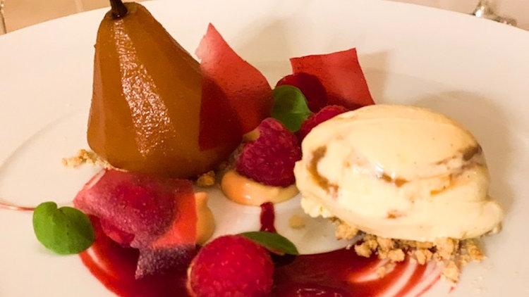 Basel Switzerland dessert