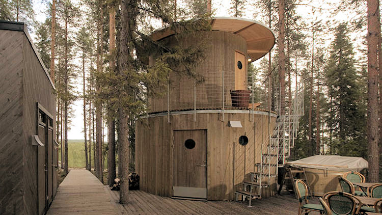 Treehotel Spa