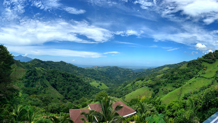 Costa Rica wellness retreat