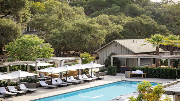 Meadowood resort