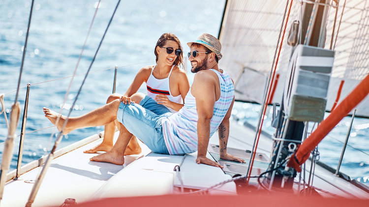 Turks and Caicos sailing