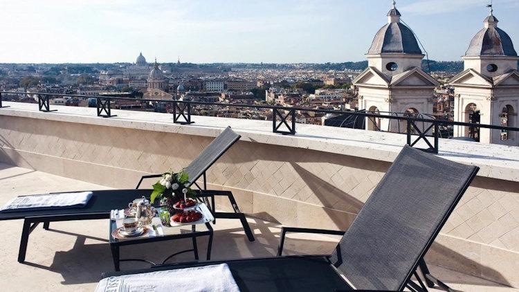 Hotel Hassler, Roma