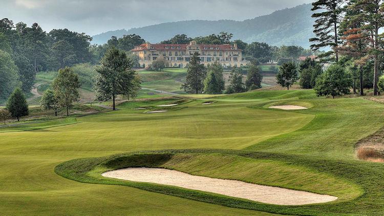 Golfplatz Keswick
