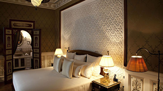 Royal Mansour king guestroom