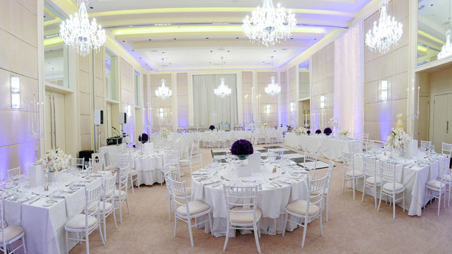 One&Only Cape Town ballroom