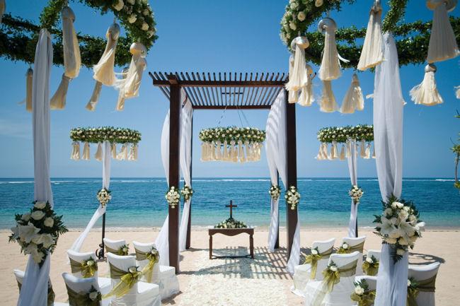 The St  Regis Bali Resort Offers Prestigious Weddings and