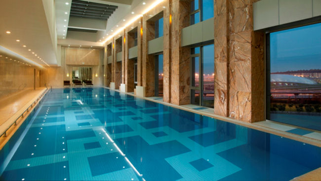 Hotel With Swimming Pool In Room Home Design And