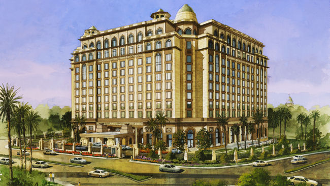 the leela group unveils india s most awaited hotel marriott and leela open hotels in india the new york times