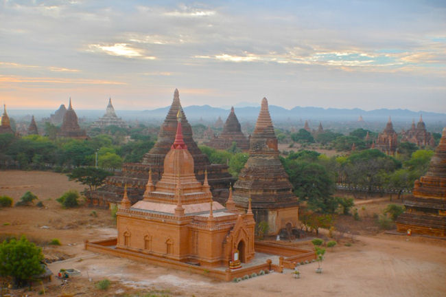 Myanmar luxury travel
