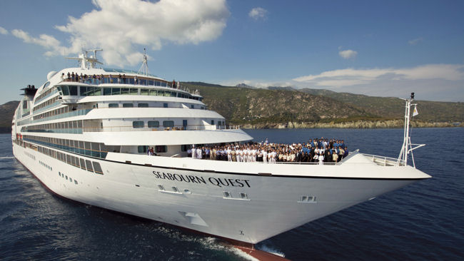 Seabourn rated world 39 s best small ship cruise line for Luxury small cruise lines