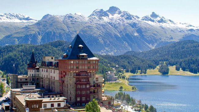 Wellness Hotel St Moritz