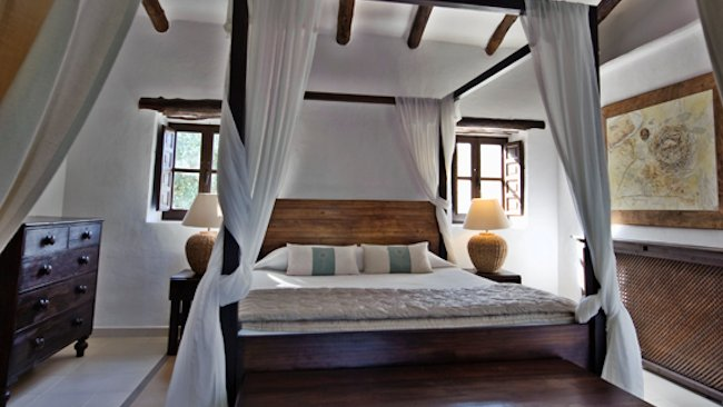 Cortijo Bujio bedroom