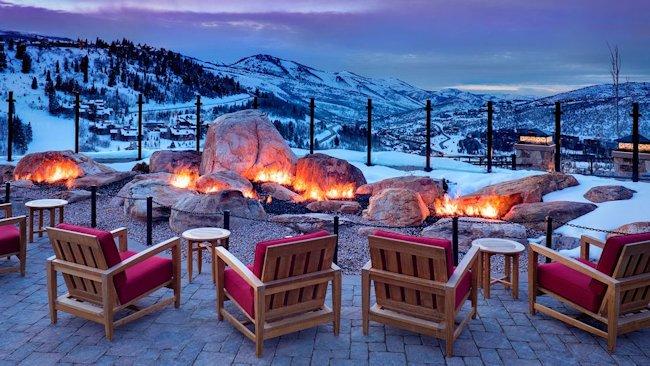 Deer valley resort named united states 39 best ski resort for Best hotels in united states