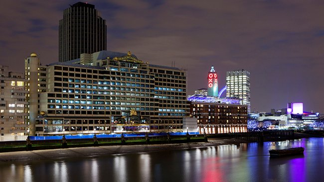 Mondrian Sea Containers House