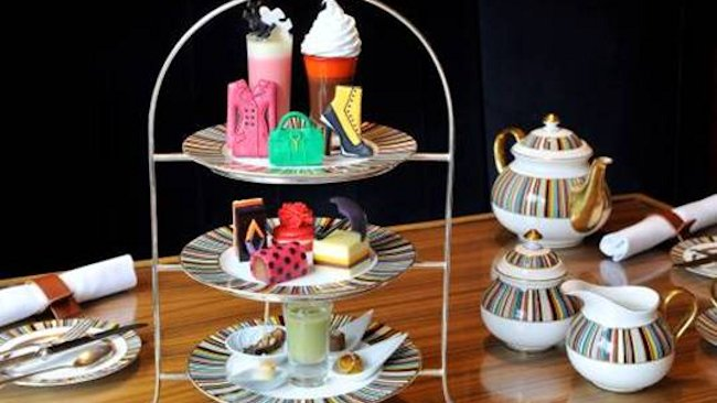 The Berkeley afternoon tea