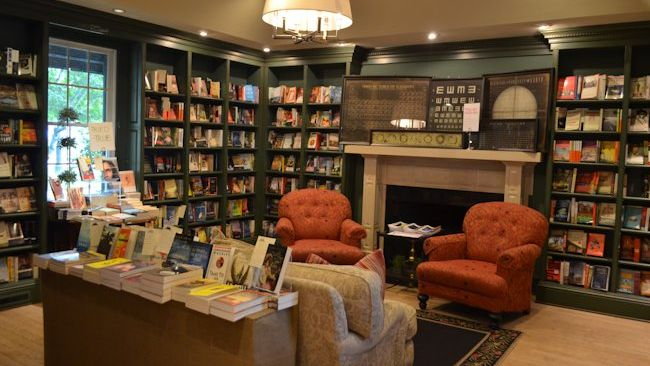 Fearrington House bookstore