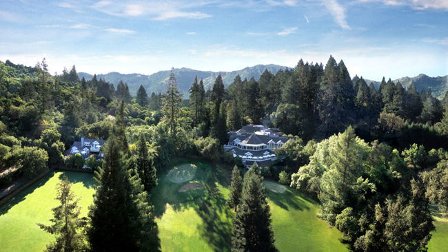 Napa Valley's The Restaurant at Meadowood Awarded Three Michelin Stars