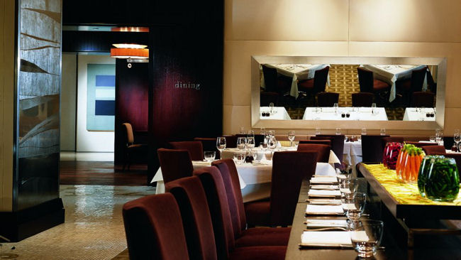 Park hyatt chicago 39 s flagship restaurant nomi evolves for 4 elements salon chicago