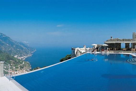 World 39 S Best Cliffside Hotels