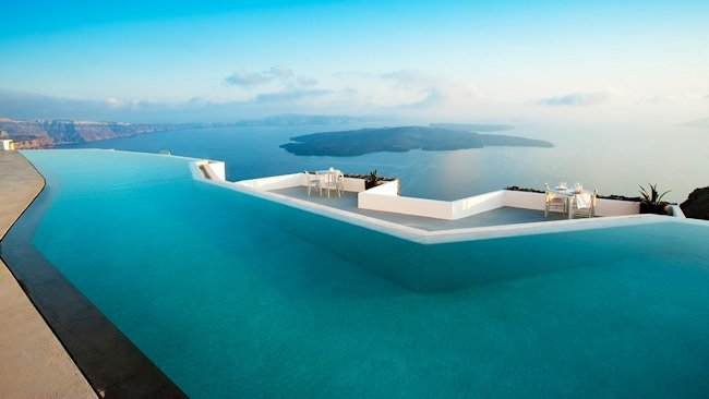 Grace Santorini Is Named In Condé Nast Travelleru0027s Gold List 2012 For Best  Location In Europe. Located In The Beautiful Setting Of Imerovigli In The  ...